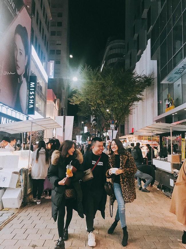 Bảo Anh khoe ảnh vui vẻ ở Hàn Quốc, không quan tâm tới những lùm xùm gần đây - Ảnh 1.
