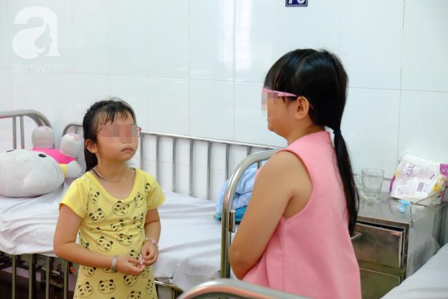 Vụ nhiều trẻ nghi ngộ độc sau khi ăn bánh mì: Tôi vừa đưa con út đi viện thì nghe con lớn phải cấp cứu - Ảnh 8.