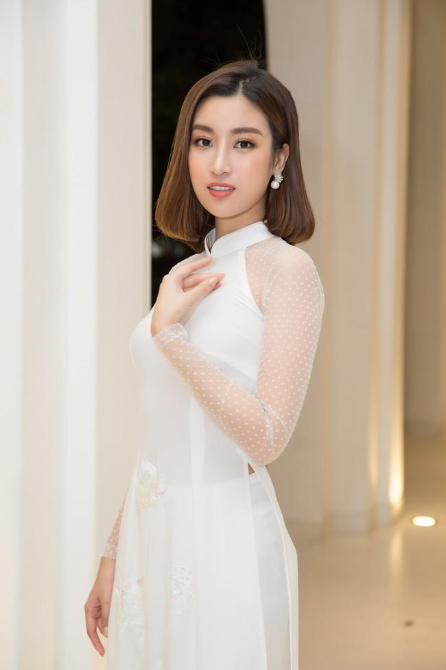 Hoa hậu Tiểu Vy, Đỗ Mỹ Linh lần đầu đi sự kiện cùng nhau sau khi đăng quang - Ảnh 5.