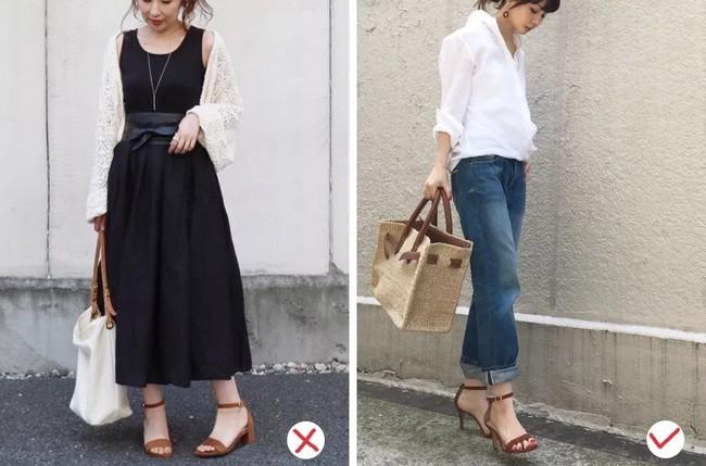 16 dẫn chứng cụ thể cho thấy: Quần áo có đẹp đến mấy nhưng nếu chọn sai giày thì cũng đi tong luôn bộ đồ  - Ảnh 6.