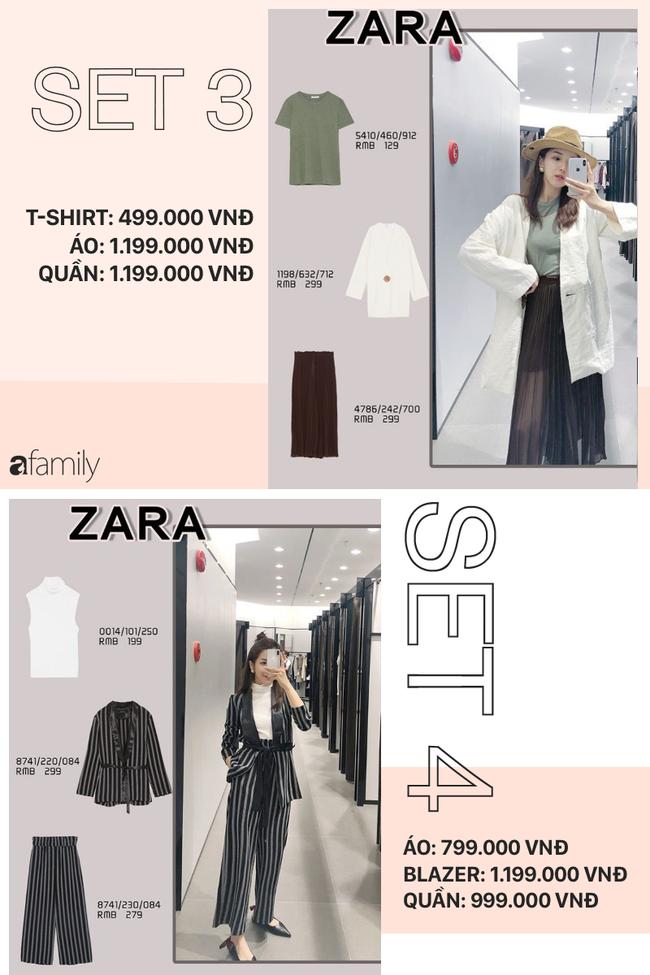 12 set đồ tuyệt xinh từ Zara, H&M sẽ giúp bạn có được style chuẩn thanh lịch cho thu này - Ảnh 2.