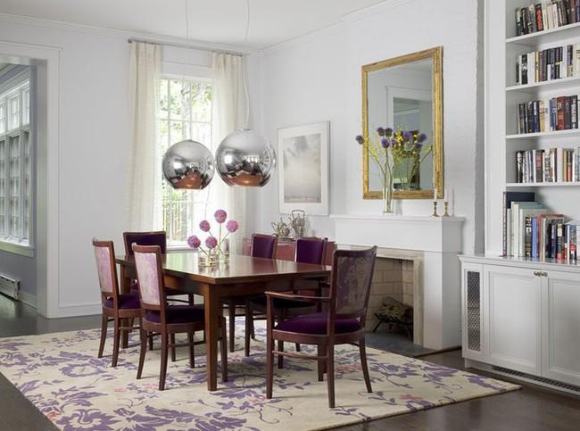 Chìm đắm trong vẻ đẹp ngọt ngào của những căn phòng ăn được tô điểm với sắc hồng - Ảnh 14.