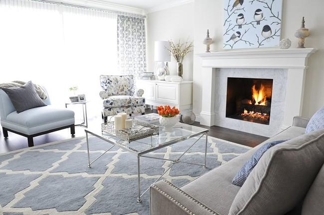 Cho phòng khách vẻ đẹp mơ màng để đón thu sang với gam màu pastel  - Ảnh 11.