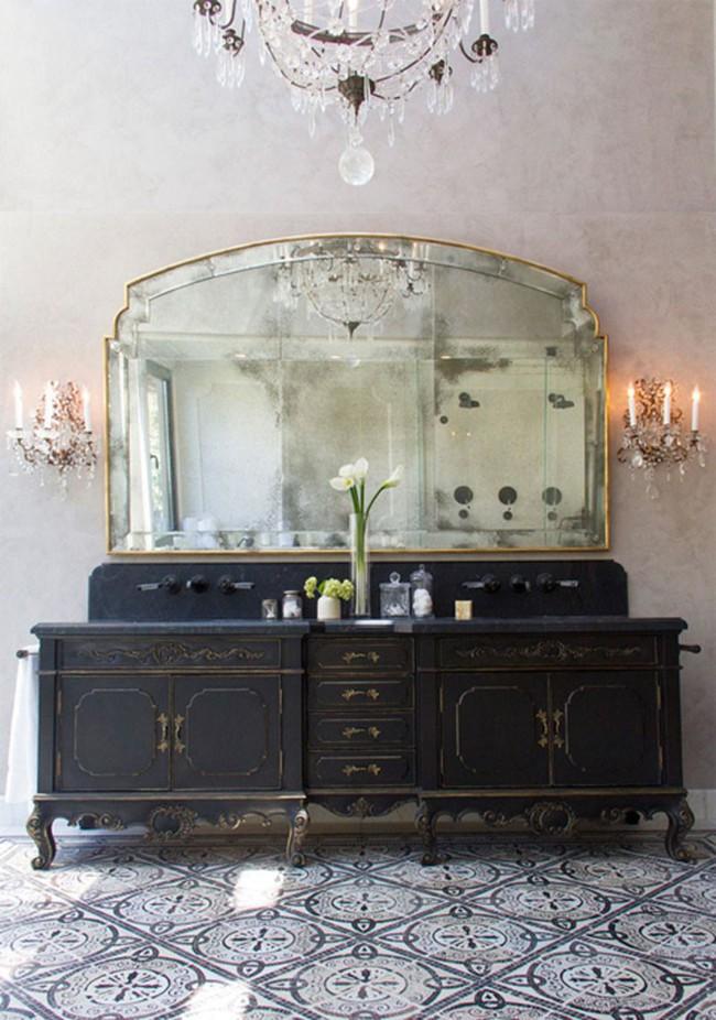 Để căn phòng tắm gia đình bớt nhàm chán bạn đừng bao giờ quên điều này - Ảnh 10.