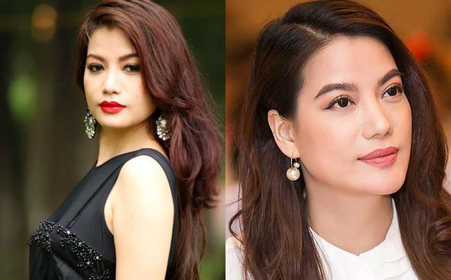 Chỉ trong vài tháng, loạt sao Việt này gây xôn xao với gương mặt khác lạ: Người cằm nhọn bất thường, người mặt đơ cứng không nhận ra - Ảnh 8.