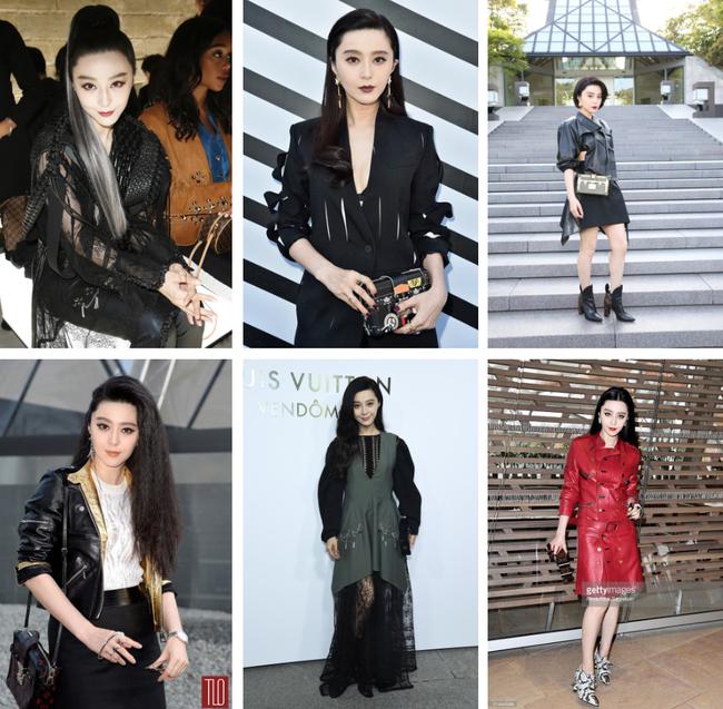 Show Louis Vuitton thiếu vắng Phạm Băng Băng, Thư Kỳ thành mỹ nhân Cbiz khiến dân tình trầm trồ vì style lạ - Ảnh 1.