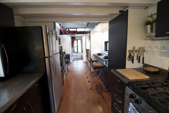 Khám phá ngôi nhà nhỏ có thể di chuyển đi bất cứ đâu trị giá hơn 750 triệu đồng thu hút người xem ngay từ cái nhìn đầu tiên - Ảnh 5.