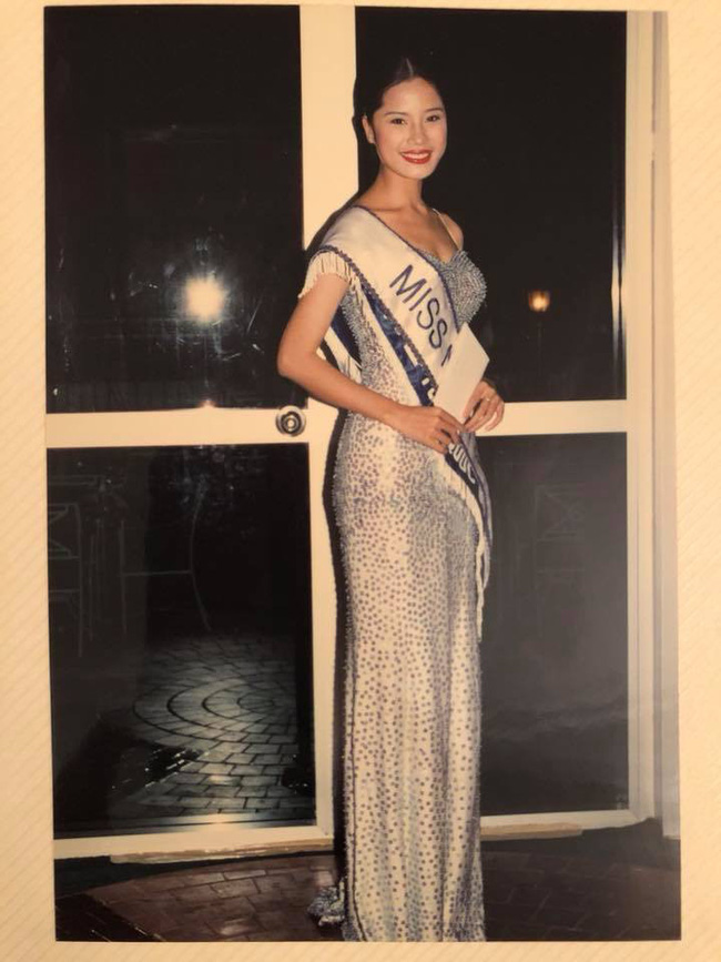 Cuộc sống viên mãn, an yên của mẹ 3 con Ngô Thúy Hà, Á hậu HHVN 1998 sau 20 năm đăng quang - Ảnh 4.