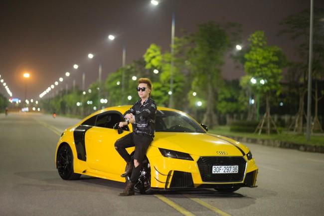 Minh Vương M4U bán nhà tậu siêu xe để làm MV khủng - Ảnh 1.