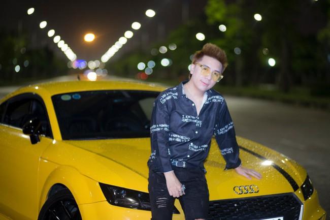 Minh Vương M4U bán nhà tậu siêu xe để làm MV khủng - Ảnh 3.