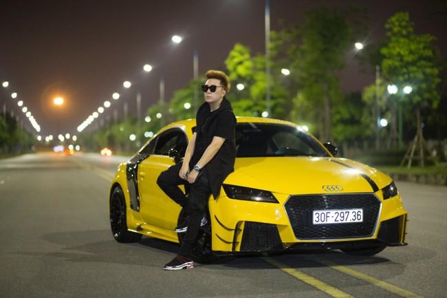 Minh Vương M4U bán nhà tậu siêu xe để làm MV khủng - Ảnh 4.