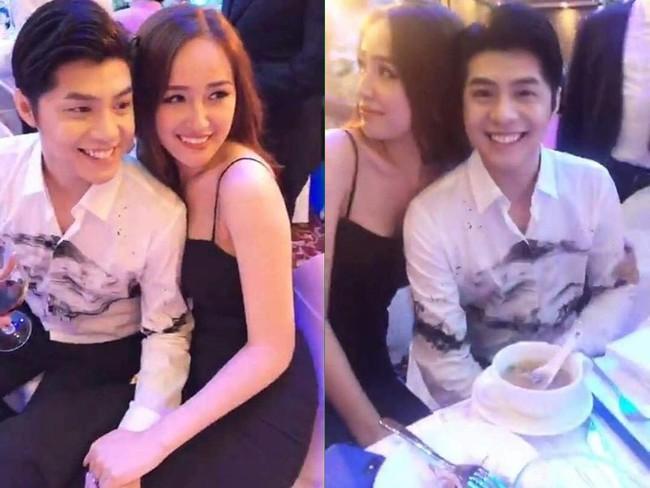 Khi cả showbiz dậy sóng về chuyện tình của Noo Phước Thịnh-Mai Phương Thúy, cặp đôi cũng từng chọn trang phục tình thế này đây - Ảnh 1.