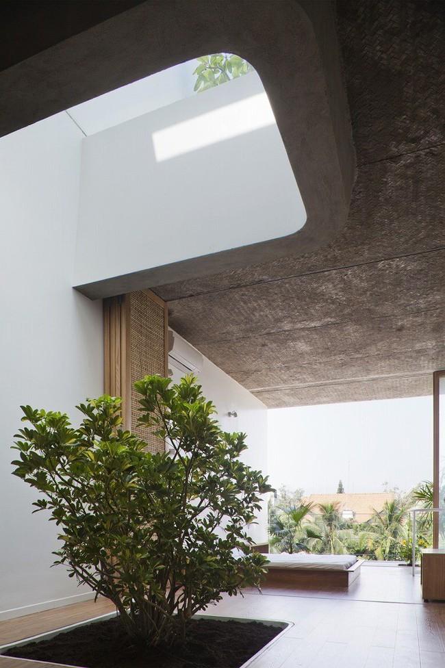 Ngôi nhà tối giản có màu trắng tinh khôi nổi bật trên đường phố Sài Gòn của người phụ nữ 30 tuổi - Ảnh 6.