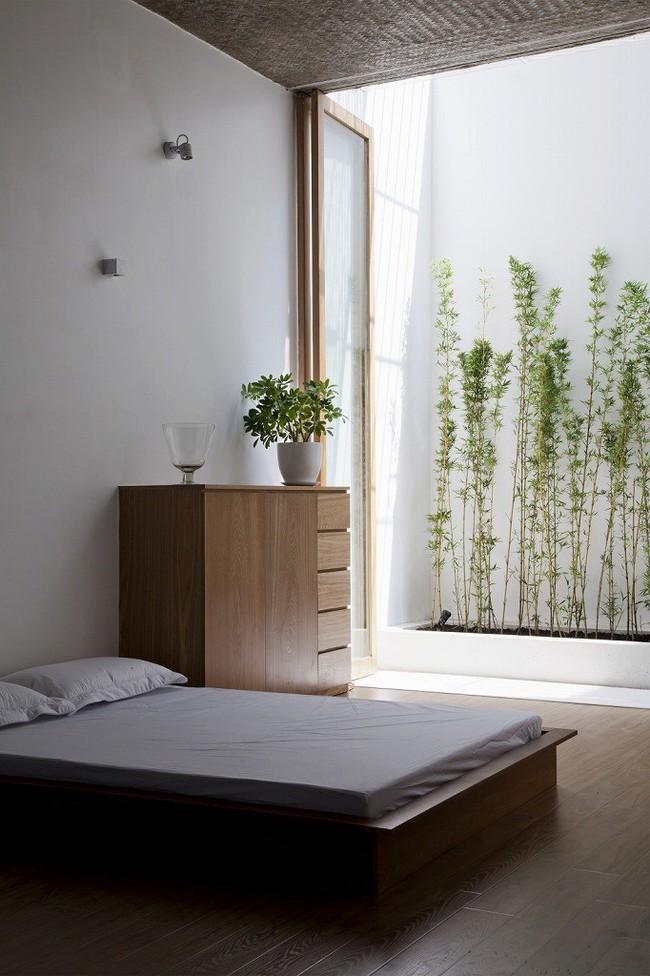 Ngôi nhà tối giản có màu trắng tinh khôi nổi bật trên đường phố Sài Gòn của người phụ nữ 30 tuổi - Ảnh 17.