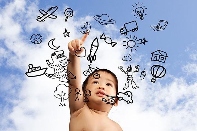 7 dấu hiệu của một em bé thông minh bẩm sinh, xem con bạn có không nhé! - Ảnh 1.