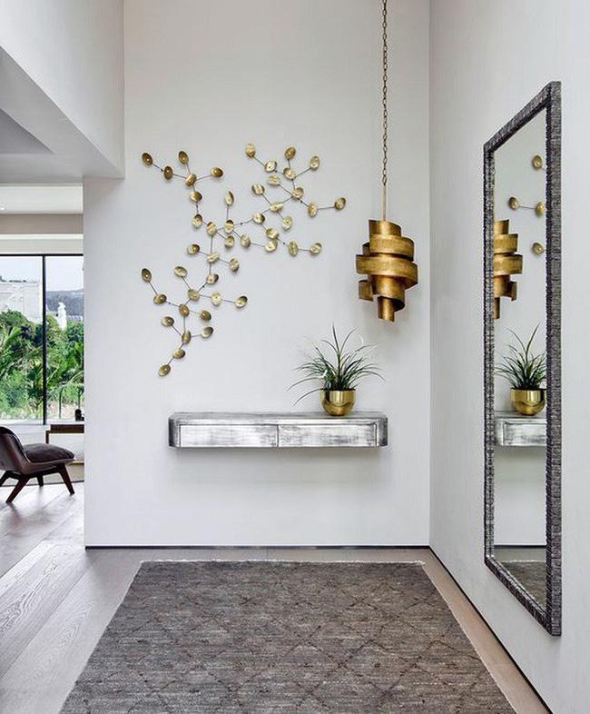 Những góc chết trong nhà vẫn cực hữu ích nếu bạn biết cách thiết kế   - Ảnh 1.