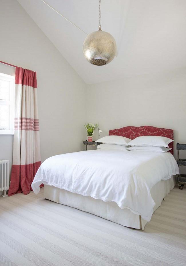 Nếu không muốn đụng hàng bạn có thể kết hợp màu sắc phòng ngủ theo phong cách không giống ai - Ảnh 15.