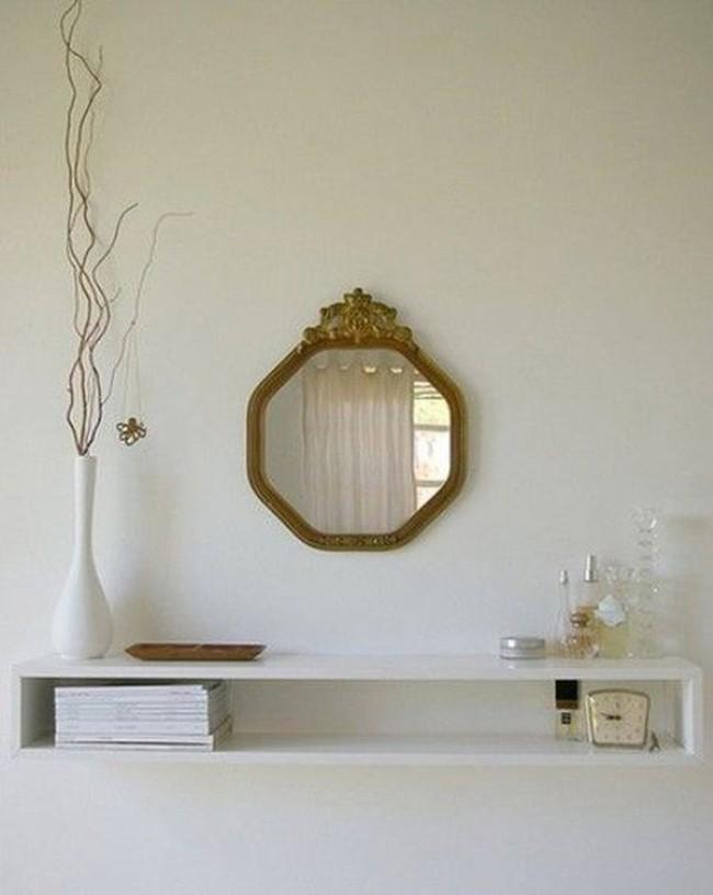 Những góc chết trong nhà vẫn cực hữu ích nếu bạn biết cách thiết kế   - Ảnh 2.
