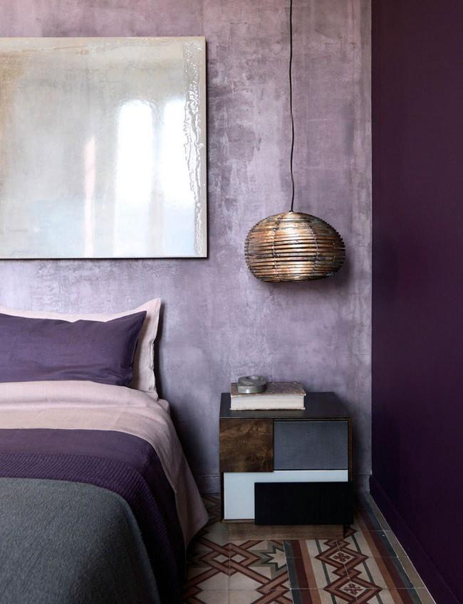 Nếu không muốn đụng hàng bạn có thể kết hợp màu sắc phòng ngủ theo phong cách không giống ai - Ảnh 3.