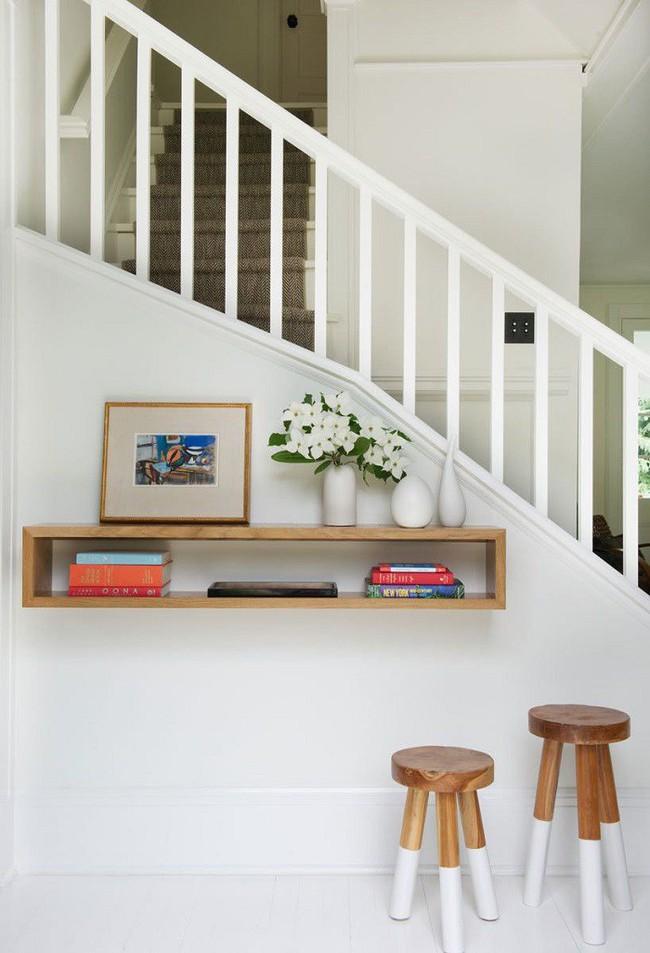 Những góc chết trong nhà vẫn cực hữu ích nếu bạn biết cách thiết kế   - Ảnh 3.