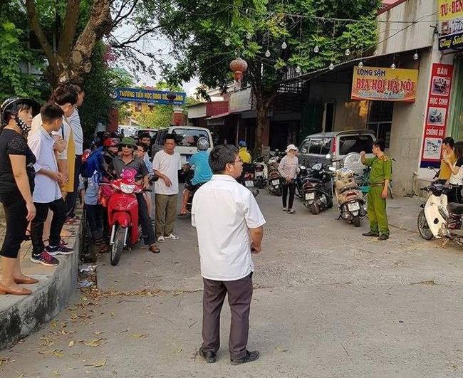 Ninh Bình: Sau bữa ăn trưa gần 200 học sinh nhập viện do có biểu hiện buồn nôn, sốt - Ảnh 3.