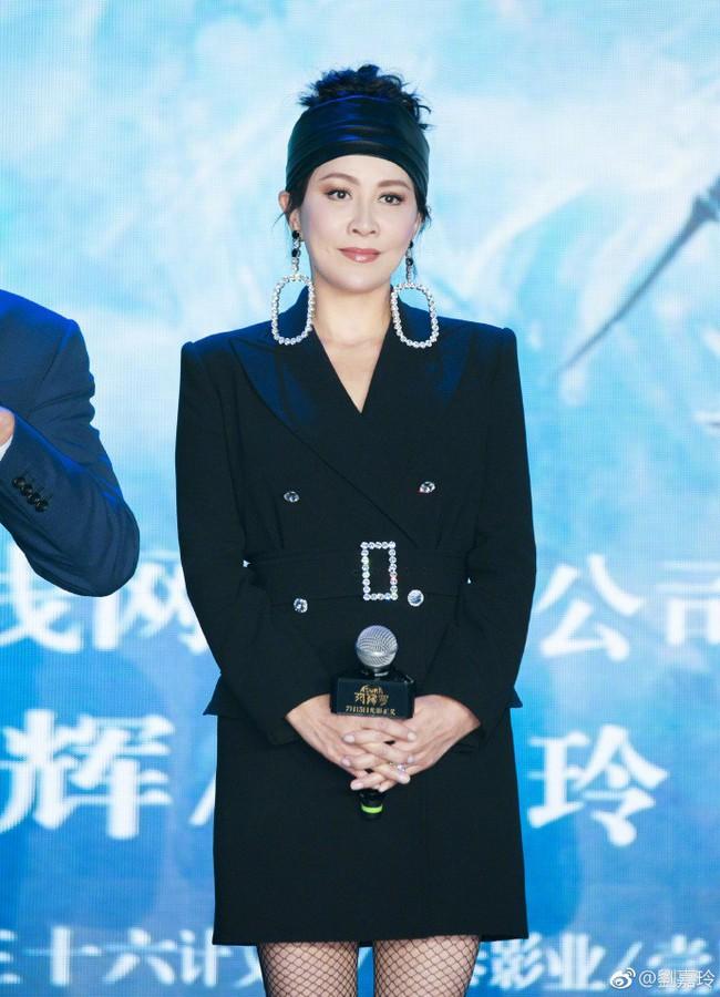 """Đã U55 mà Lưu Gia Linh vẫn sở hữu làn da đẹp khó tin nhờ chu trình dưỡng da """"tối giản gần 60 triệu đồng - Ảnh 1."""