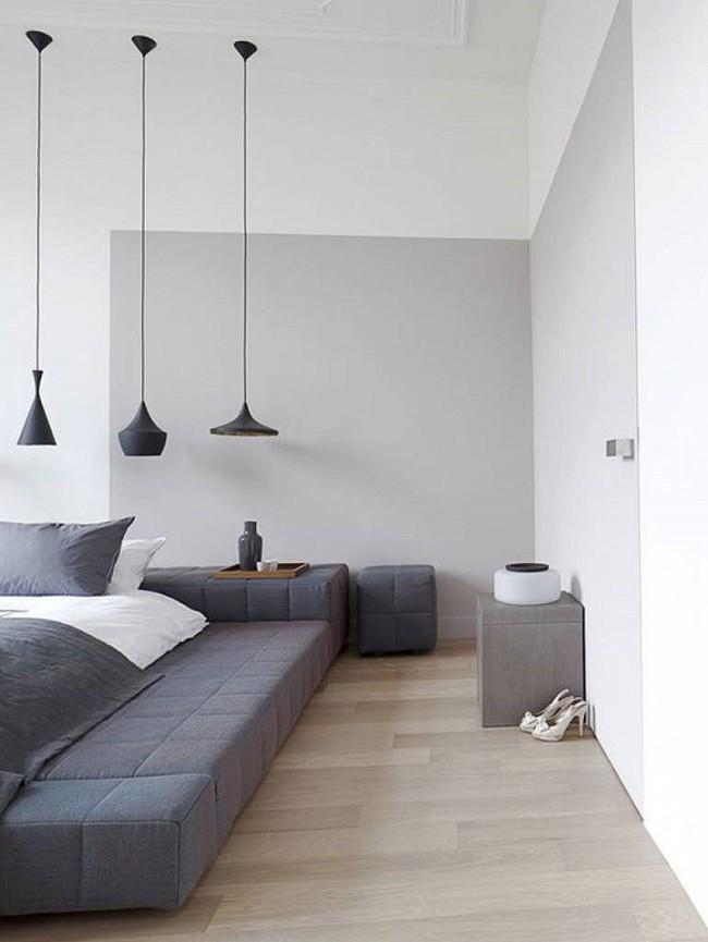 Nếu không muốn đụng hàng bạn có thể kết hợp màu sắc phòng ngủ theo phong cách không giống ai - Ảnh 8.