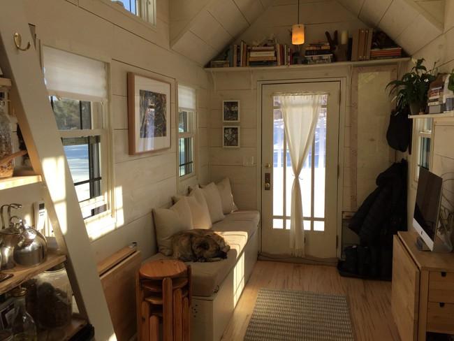 Loại ghế ngồi không thể thiếu trong những ngôi nhà nhỏ, nhìn thấy rồi bạn sẽ biết tại sao - Ảnh 1.