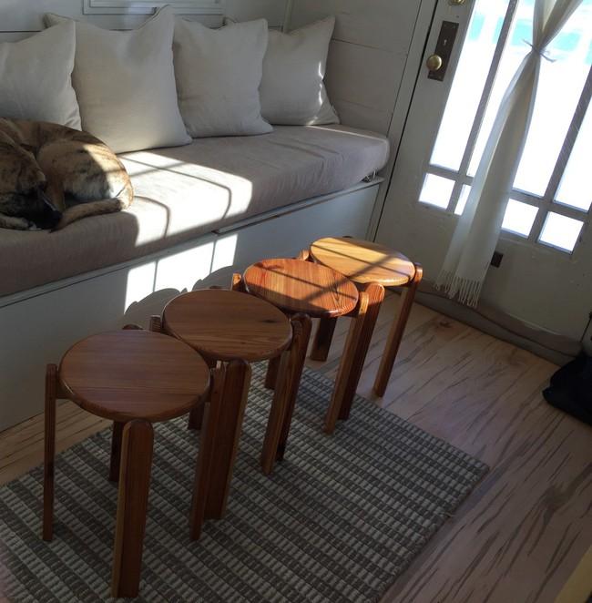 Loại ghế ngồi không thể thiếu trong những ngôi nhà nhỏ, nhìn thấy rồi bạn sẽ biết tại sao - Ảnh 5.