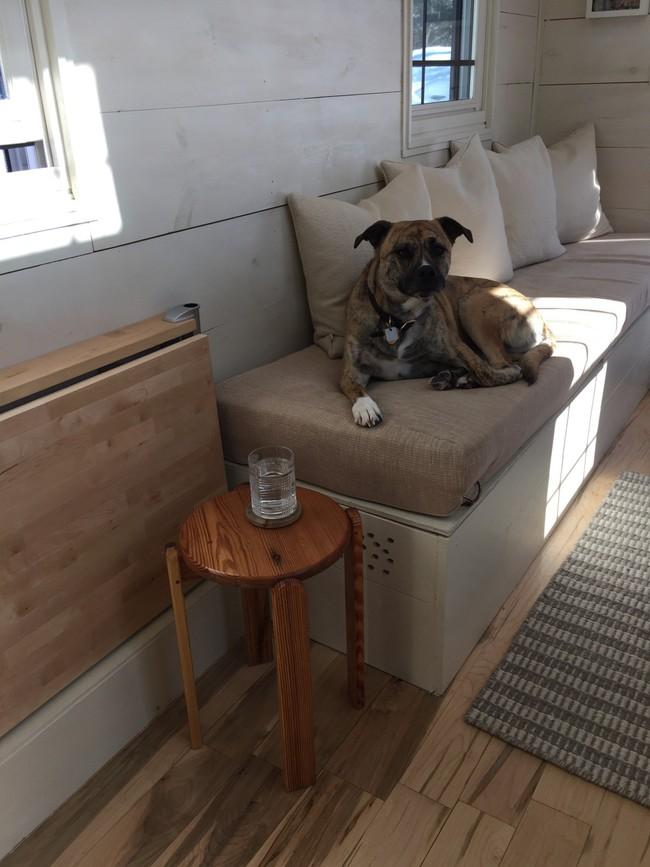 Loại ghế ngồi không thể thiếu trong những ngôi nhà nhỏ, nhìn thấy rồi bạn sẽ biết tại sao - Ảnh 6.