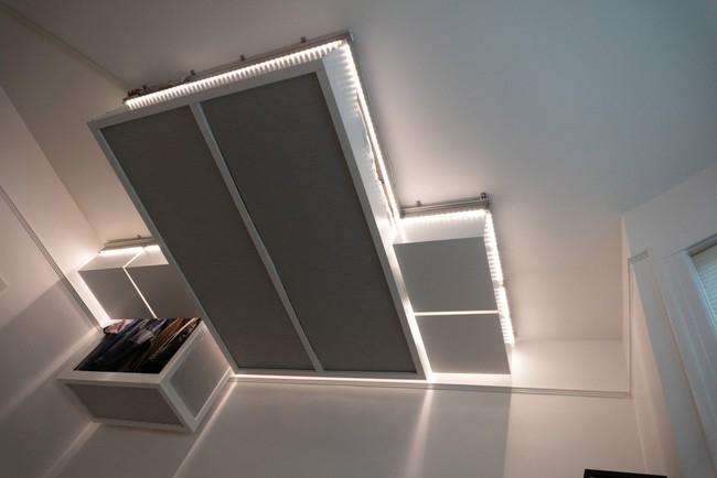 Hệ thống đồ nội thất thông minh tạo thêm không gian cho nhà nhỏ chỉ với một nút bấm khiến ai cũng phải mắt tròn mắt dẹt - Ảnh 3.