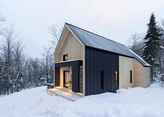 Giới mộ điệu trầm trồ với danh sách 21 thiết kế nhà siêu nhỏ ẩn mình giữa thiên nhiên với khí hậu khắc nghiệt - Ảnh 10.
