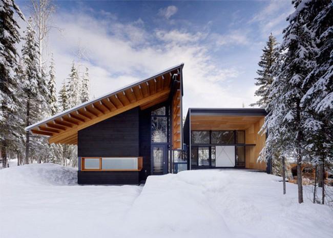 Giới mộ điệu trầm trồ với danh sách 21 thiết kế nhà siêu nhỏ ẩn mình giữa thiên nhiên với khí hậu khắc nghiệt - Ảnh 11.