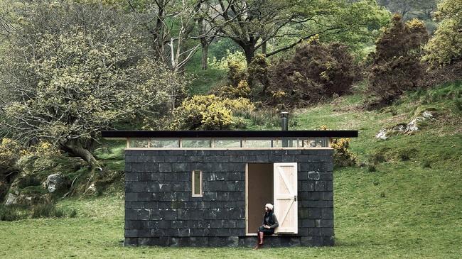 Giới mộ điệu trầm trồ với danh sách 21 thiết kế nhà siêu nhỏ ẩn mình giữa thiên nhiên với khí hậu khắc nghiệt - Ảnh 13.