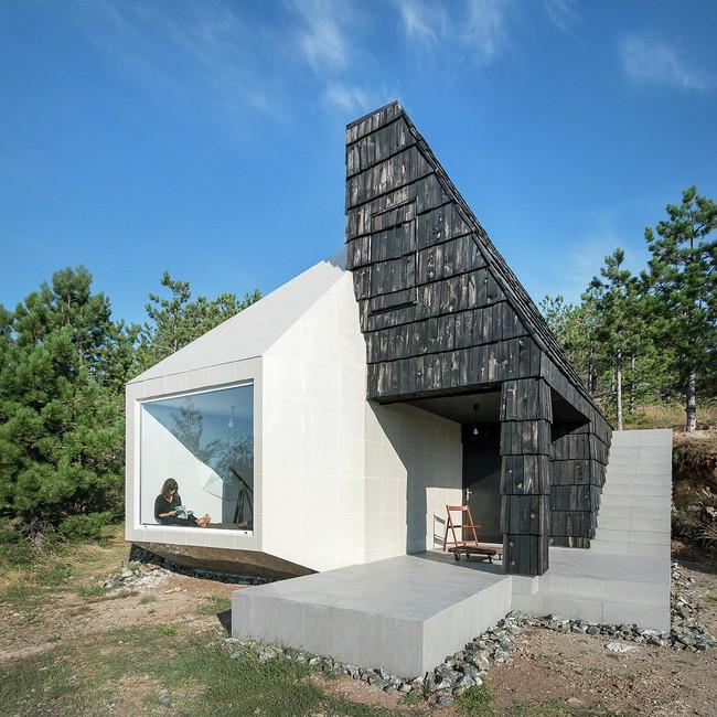 Giới mộ điệu trầm trồ với danh sách 21 thiết kế nhà siêu nhỏ ẩn mình giữa thiên nhiên với khí hậu khắc nghiệt - Ảnh 14.