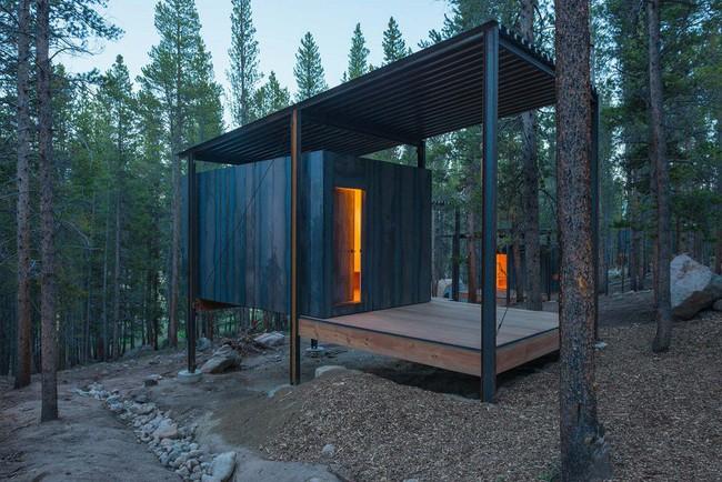 Giới mộ điệu trầm trồ với danh sách 21 thiết kế nhà siêu nhỏ ẩn mình giữa thiên nhiên với khí hậu khắc nghiệt - Ảnh 18.