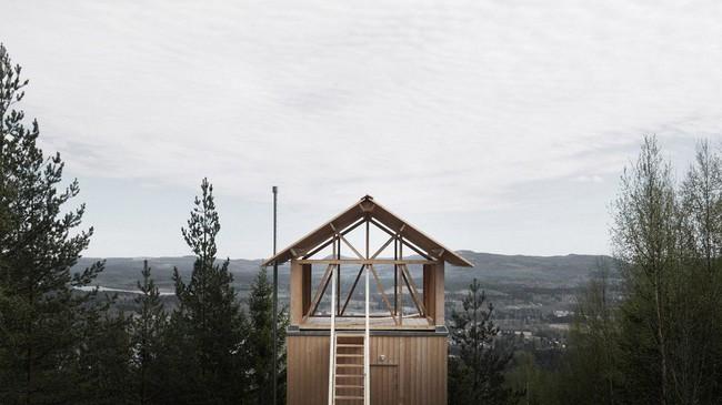 Giới mộ điệu trầm trồ với danh sách 21 thiết kế nhà siêu nhỏ ẩn mình giữa thiên nhiên với khí hậu khắc nghiệt - Ảnh 19.