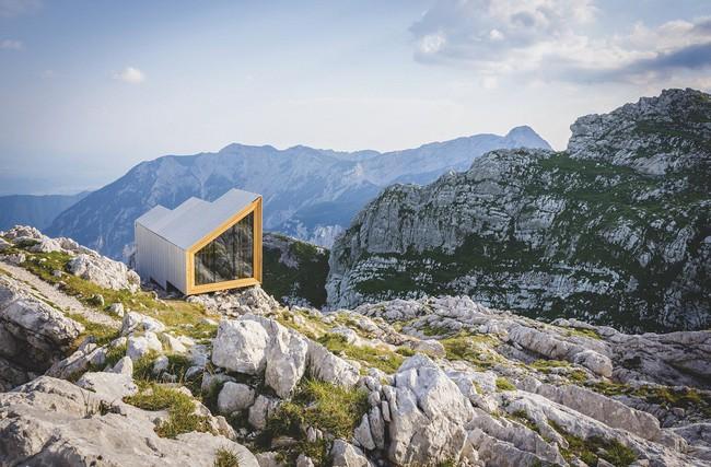 Giới mộ điệu trầm trồ với danh sách 21 thiết kế nhà siêu nhỏ ẩn mình giữa thiên nhiên với khí hậu khắc nghiệt - Ảnh 20.