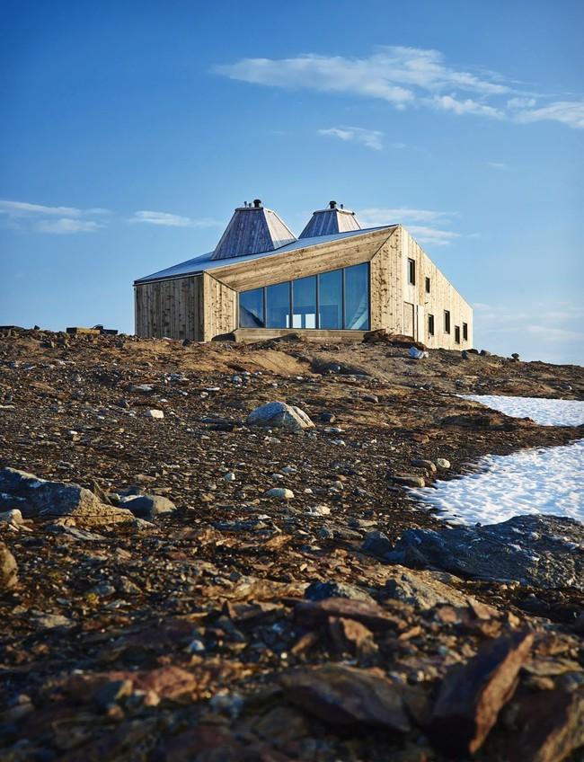 Giới mộ điệu trầm trồ với danh sách 21 thiết kế nhà siêu nhỏ ẩn mình giữa thiên nhiên với khí hậu khắc nghiệt - Ảnh 5.