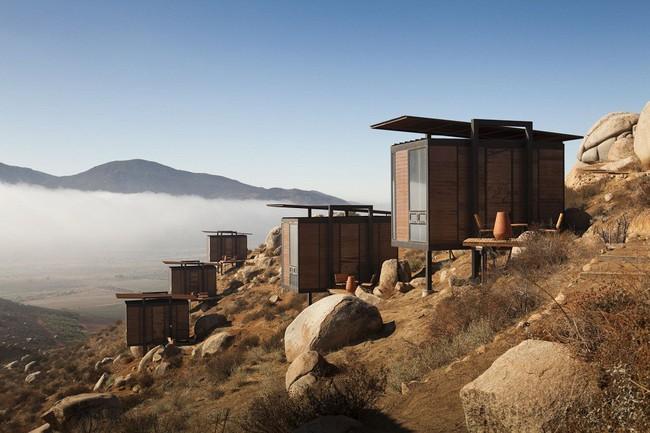 Giới mộ điệu trầm trồ với danh sách 21 thiết kế nhà siêu nhỏ ẩn mình giữa thiên nhiên với khí hậu khắc nghiệt - Ảnh 7.