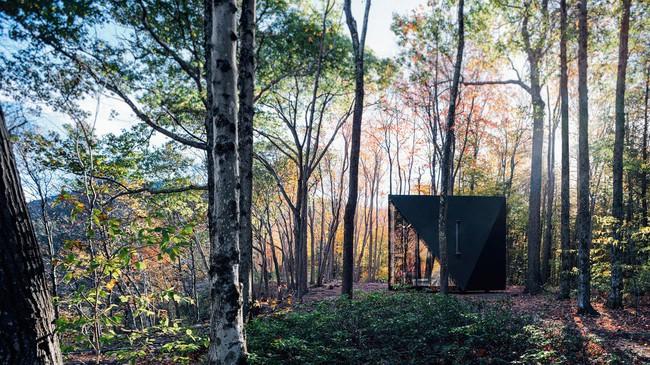 Giới mộ điệu trầm trồ với danh sách 21 thiết kế nhà siêu nhỏ ẩn mình giữa thiên nhiên với khí hậu khắc nghiệt - Ảnh 8.