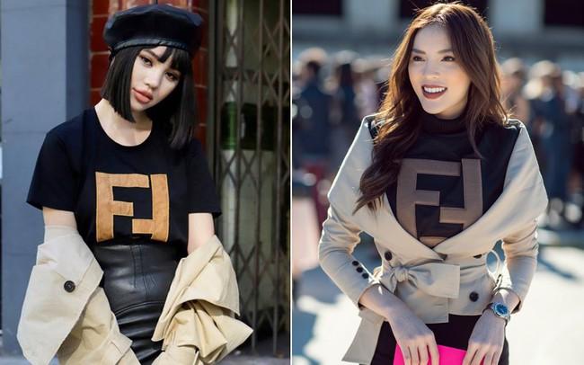 Kỳ Duyên và Jolie Nguyễn: Cạch mặt nhưng vẫn mua hàng hiệu giống nhau, style lại như chị em sinh đôi! - Ảnh 4.