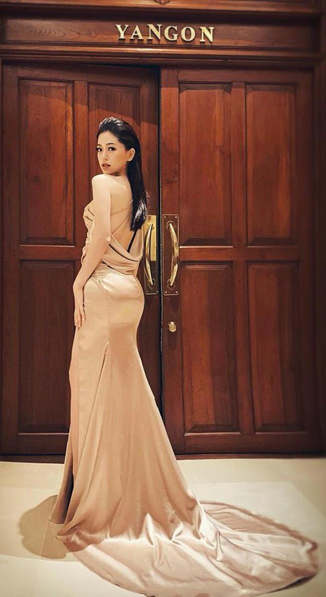 Trong khi HH Tiểu Vy diện bộ nào là đụng hàng bộ đấy, thì giờ mới thấy Á hậu Phương Nga diện trùng váy áo với một bông Hậu khác - Ảnh 5.