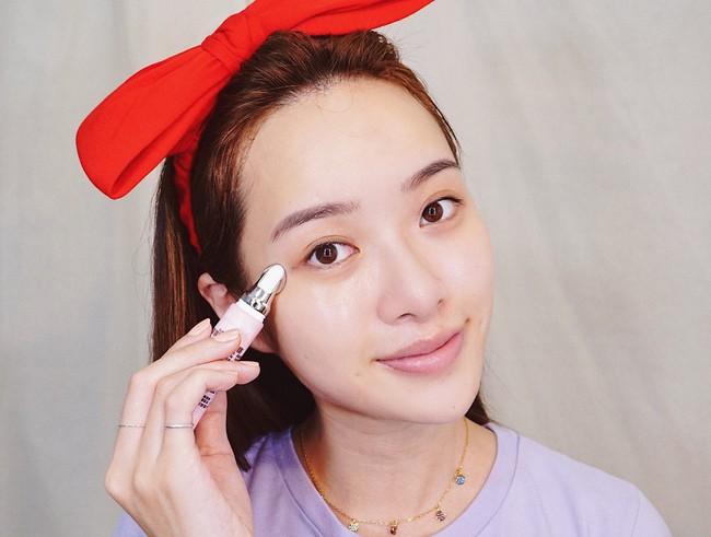 Đến Nhã Phương chắc cũng cần áp dụng cách này mới có thể giảm bớt nếp nhăn quanh mắt - Ảnh 4.