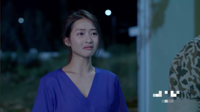 Ơn giời, cuối cùng diễn xuất của Khả Ngân trong Hậu duệ mặt trời bản Việt đã có khởi sắc  - Ảnh 5.