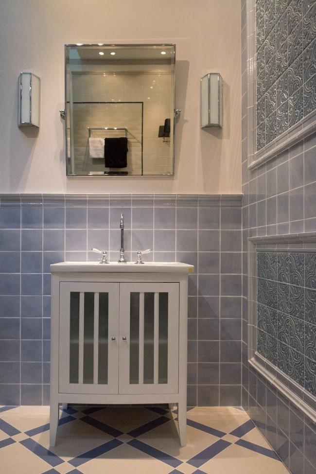 Nhà bạn sẽ là độc nhất vô nhị nếu như biết áp dụng xu hướng thiết kế hiện đại mới: sử dụng vữa và gạch tạo hoa văn - Ảnh 10.