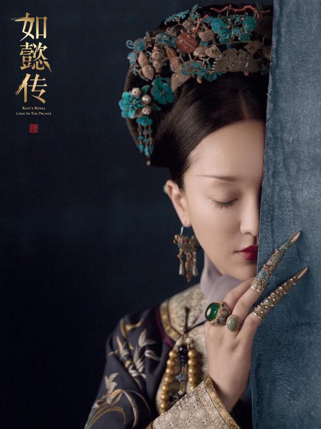 Đừng mải chê Phạm Băng Băng dở hơn Châu Tấn, nàng Kim Tỏa từng đóng Như Ý - Kế Hoàng hậu đây này!  - Ảnh 2.