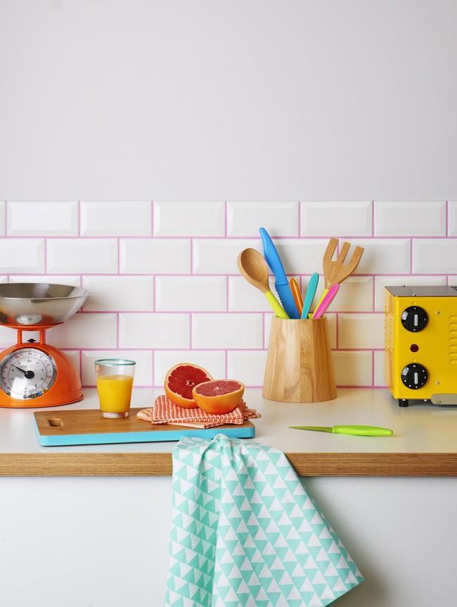 Nhà bạn sẽ là độc nhất vô nhị nếu như biết áp dụng xu hướng thiết kế hiện đại mới: sử dụng vữa và gạch tạo hoa văn - Ảnh 4.