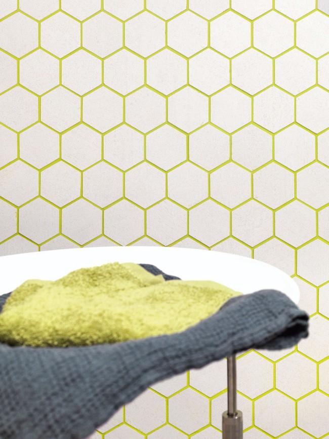 Nhà bạn sẽ là độc nhất vô nhị nếu như biết áp dụng xu hướng thiết kế hiện đại mới: sử dụng vữa và gạch tạo hoa văn - Ảnh 5.