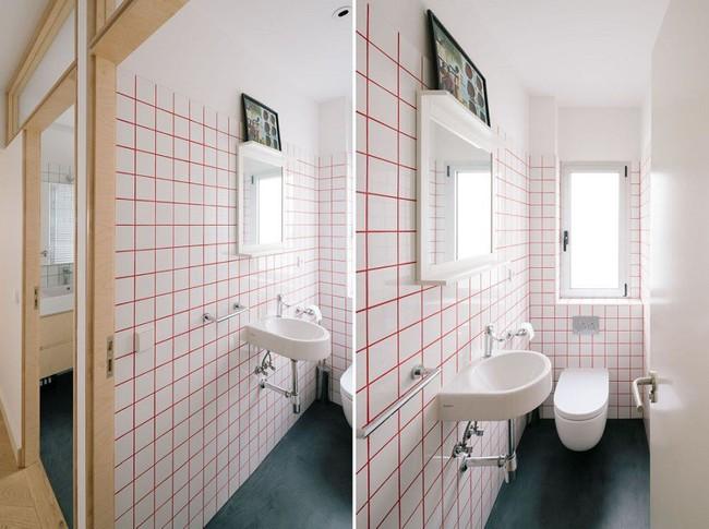 Nhà bạn sẽ là độc nhất vô nhị nếu như biết áp dụng xu hướng thiết kế hiện đại mới: sử dụng vữa và gạch tạo hoa văn - Ảnh 6.